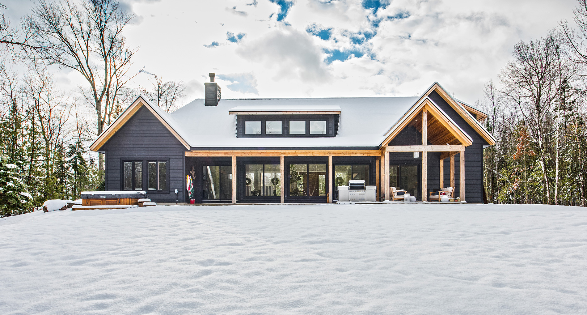 L. Patten & Sons knows what it takes to build the best custom home in Collingwood.