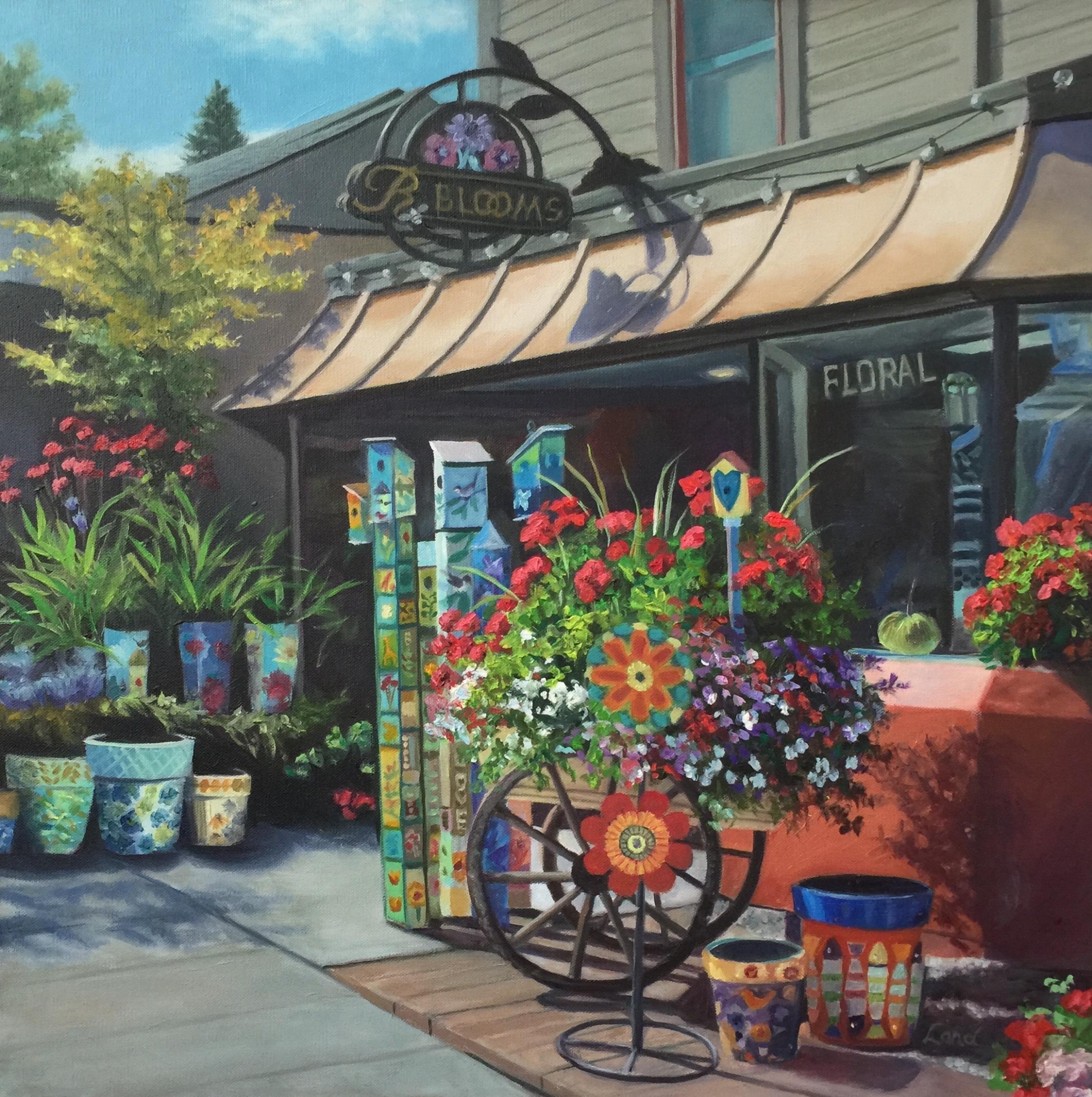 R. Bloom's Flower Shop (SOLD)