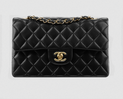 Chanel Small Classic Handbag, $4,700