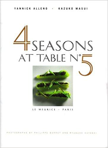 4 Seasons at Table 5, $85