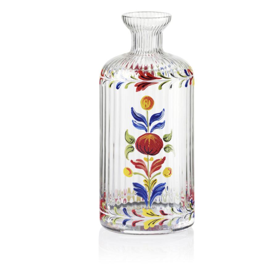 Handpainted Bottle, $235
