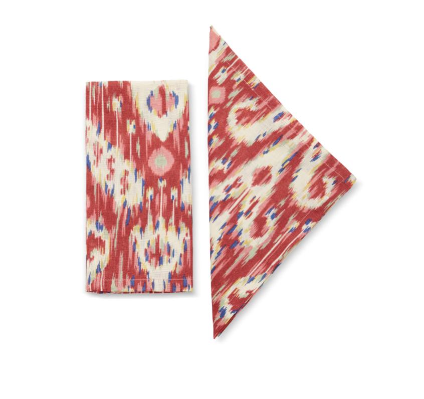 Linen Napkins, $555 (set of 6)
