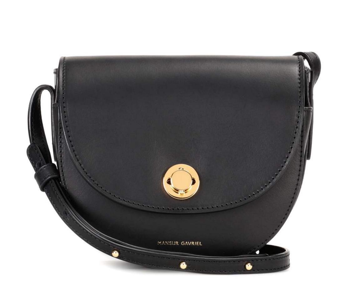 Mini Saddle in Black, $595