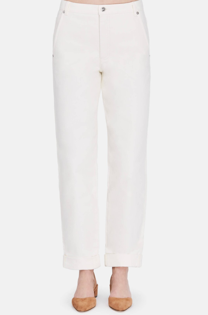 Vanessa Seward Jeans, $174