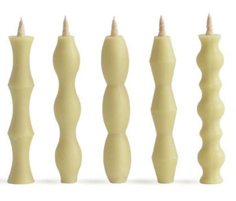 Takazawa Candles, $45