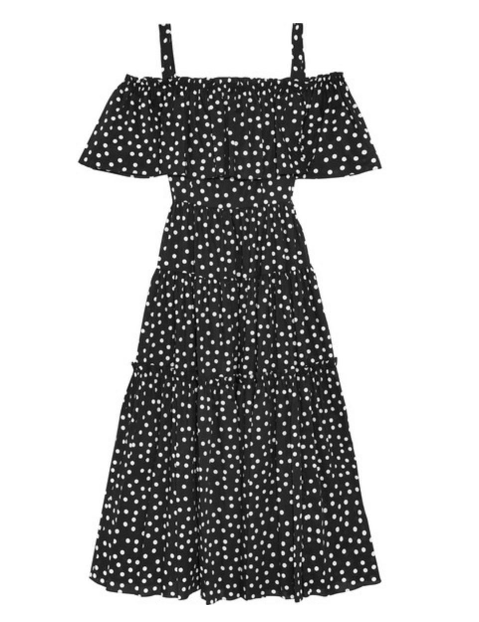 Dolce & Gabbana Dress, $1377