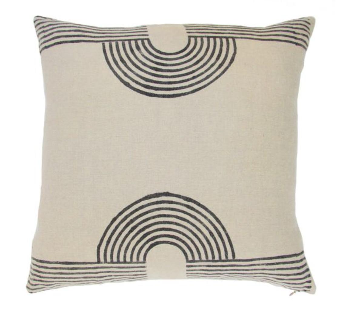 BlockShop Pillows, $85
