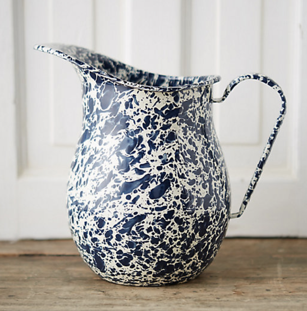 Marble Pitcher, $58