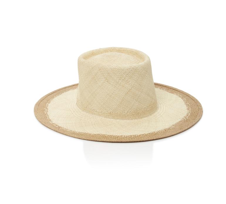 Janessa Leone Hat, $285