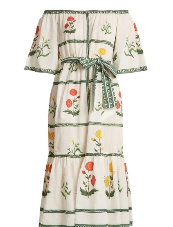 Rhode Resort Dress, $295