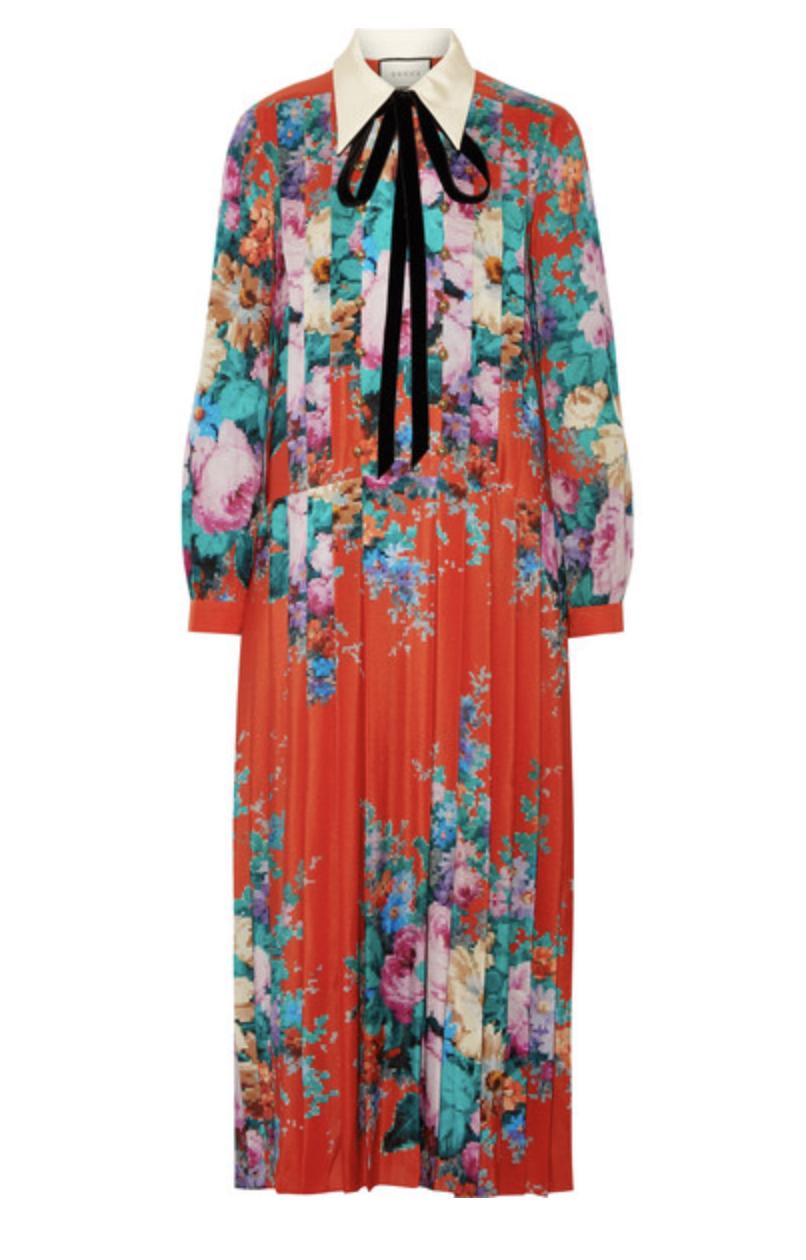 Gucci Dress, $5500