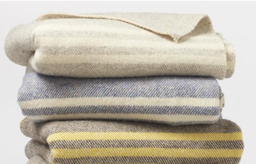 Coyuchi Organic Blanket, $198-$348
