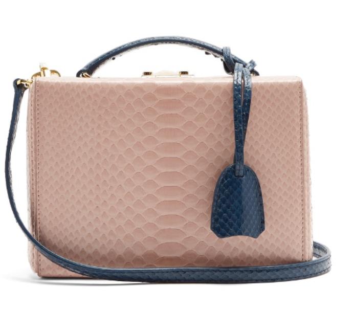Mark Cross Bag, $4000
