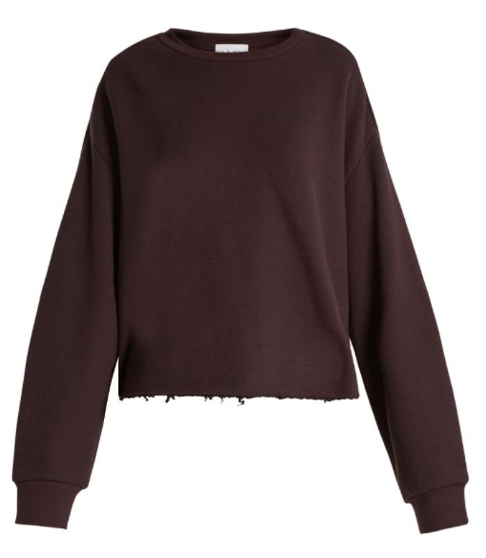Raey Sweatshirt, $160