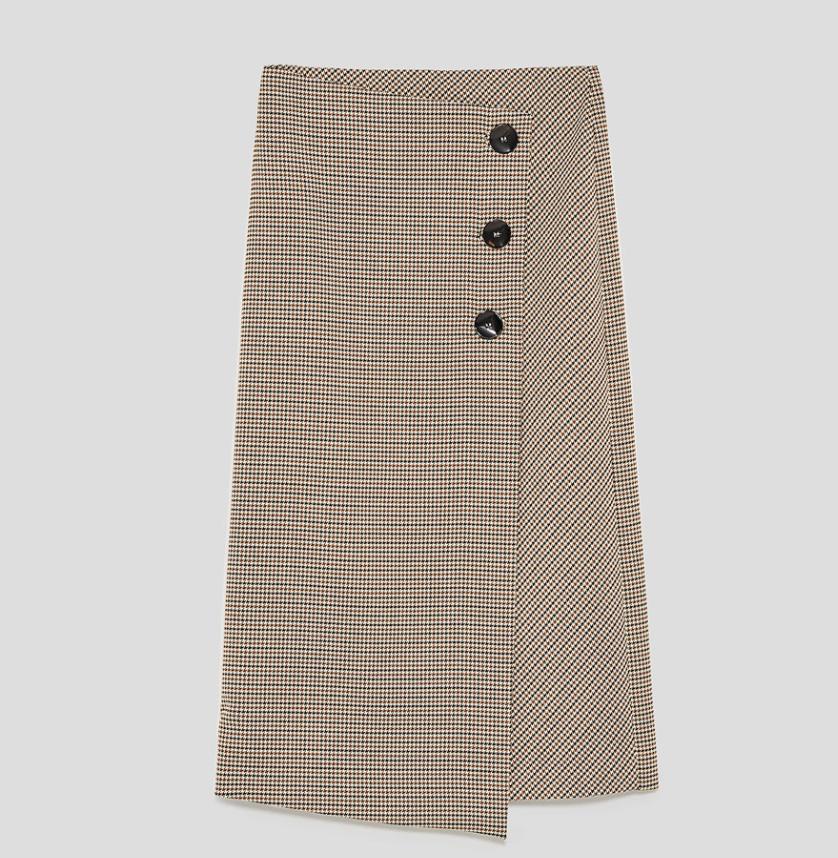 Zara Skirt, $69.9