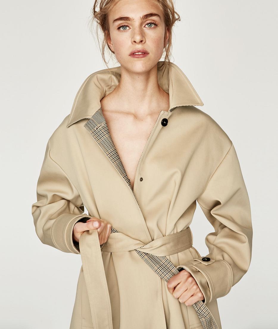 Trench Coat, $249.9