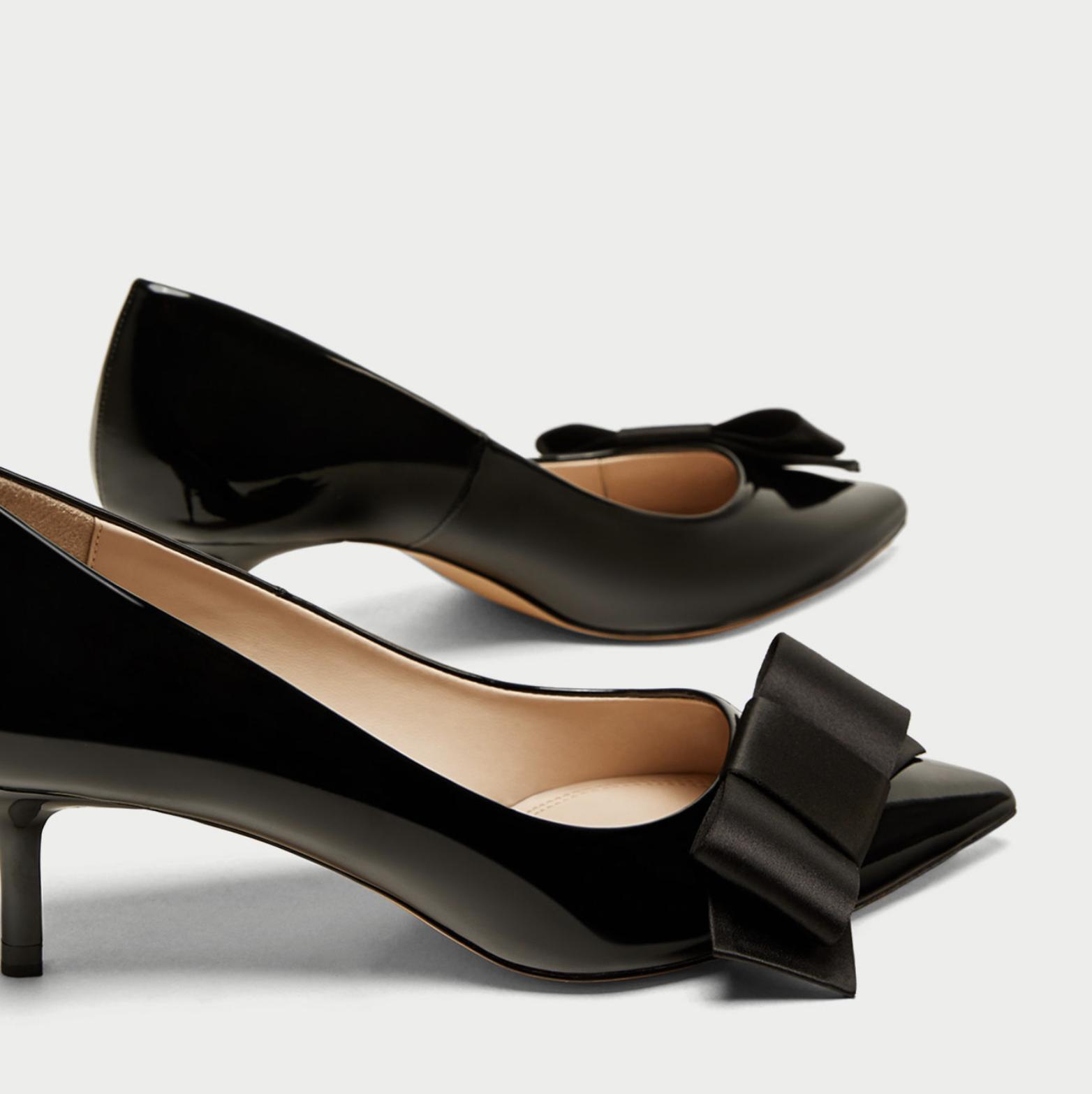 Bow Heels, $39.9