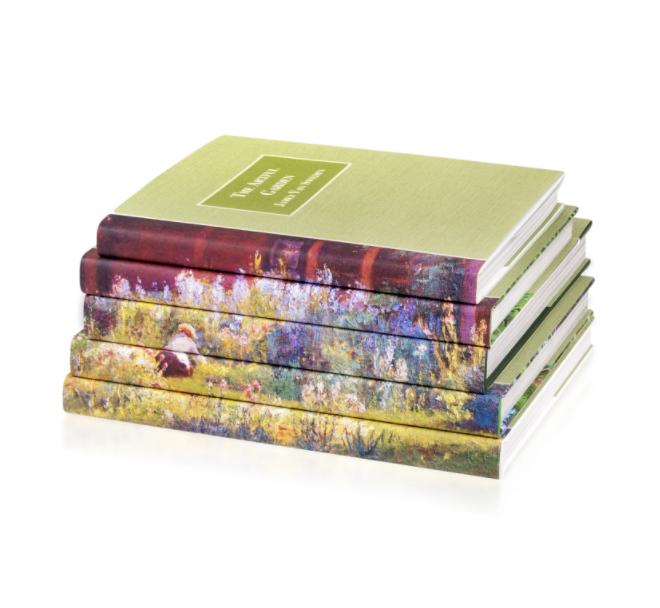 The Art of Gardening Book Set, $250