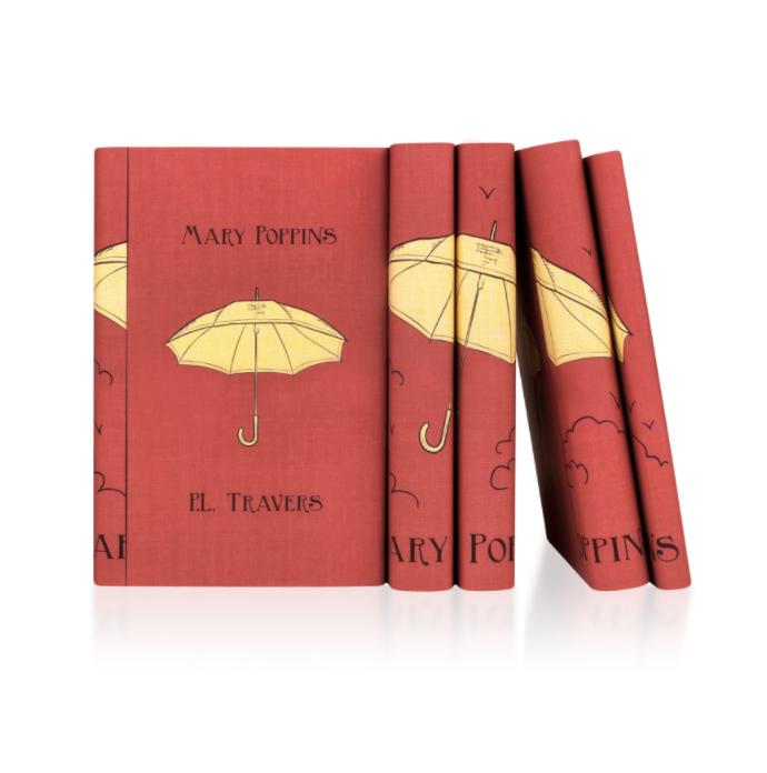 Mary Poppins Book Set, $135