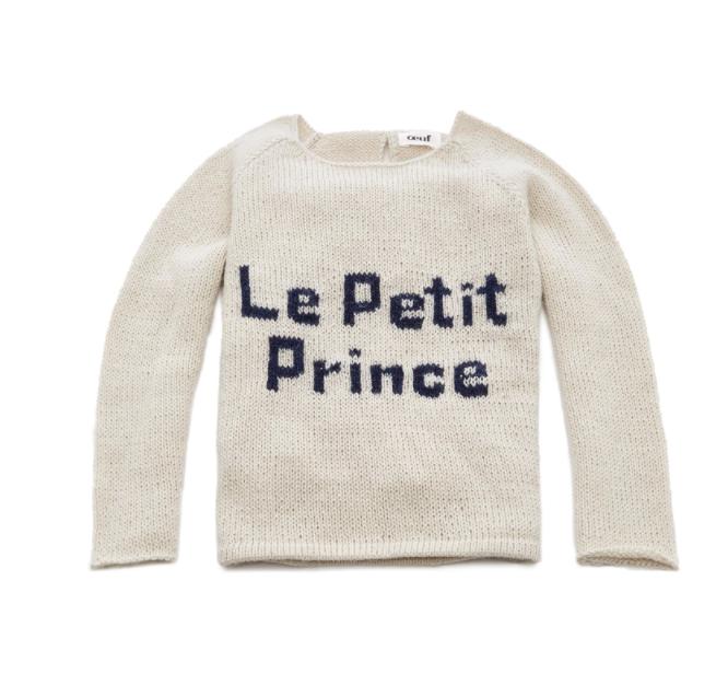 Oeuf Sweater, $100