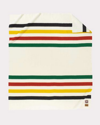 A classic style available at  Pendleton.