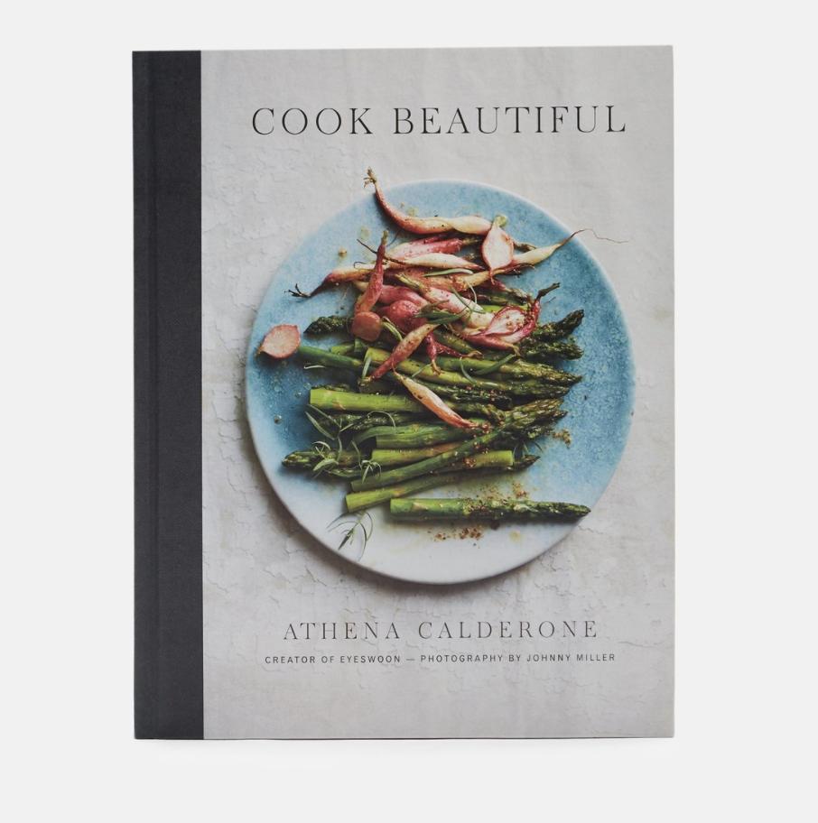 Cook Beautiful Cookbook, $35