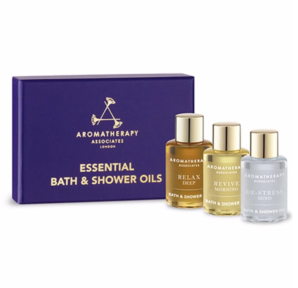 Aromatherapy Essential Oils, $49