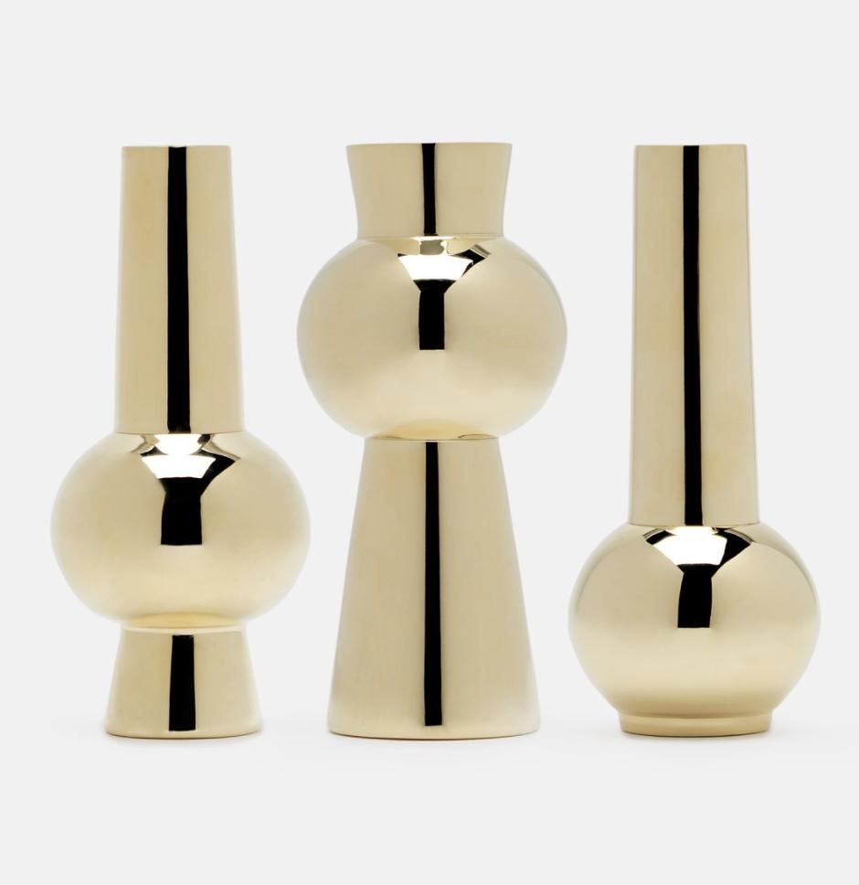Bead Vases, $150