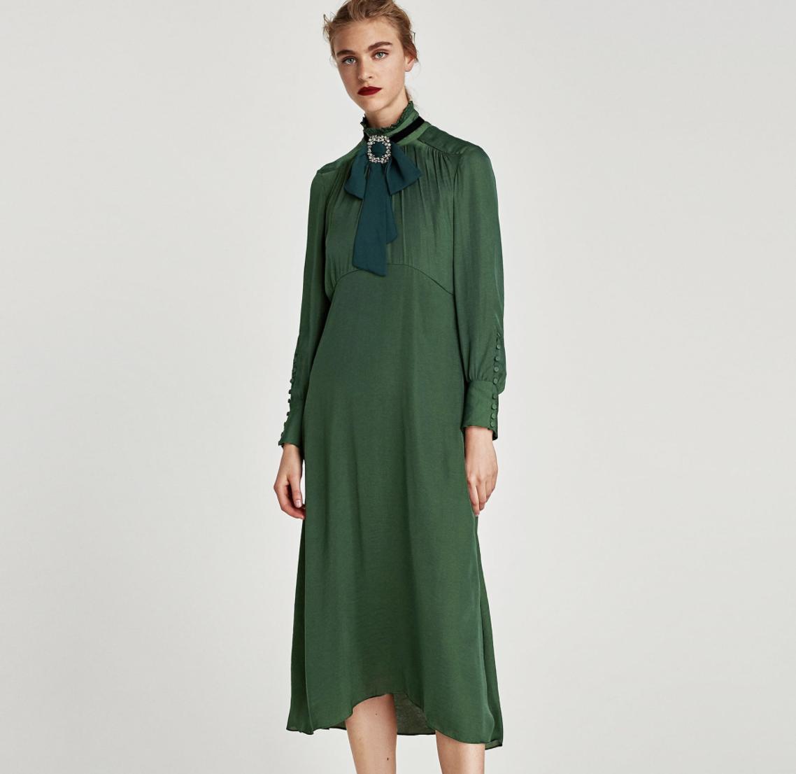 Midi Dress, $90