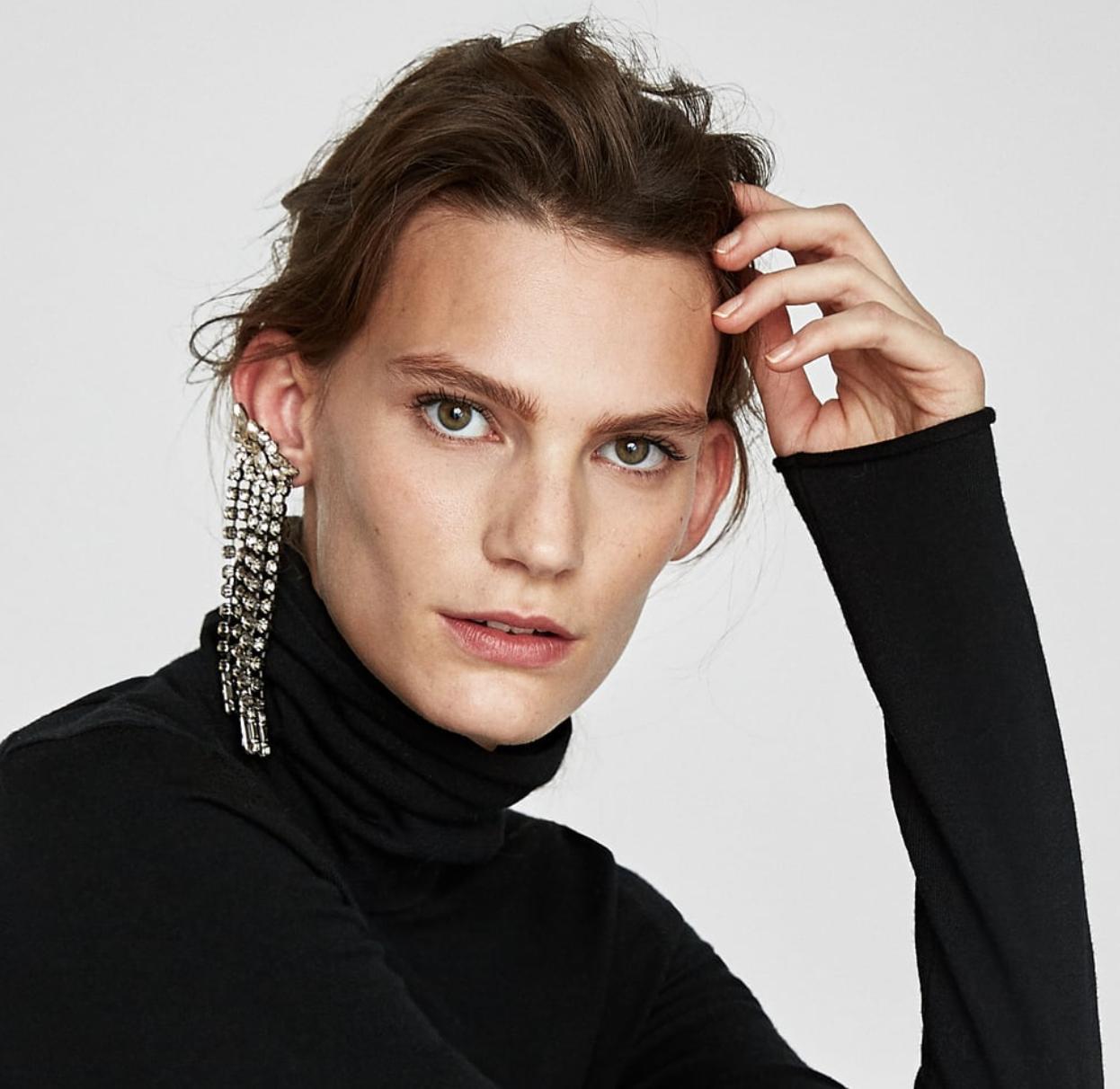 Earrings, $20