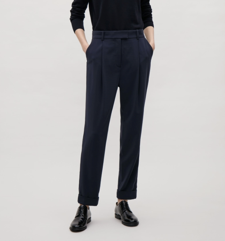 Tailored Pants, $115
