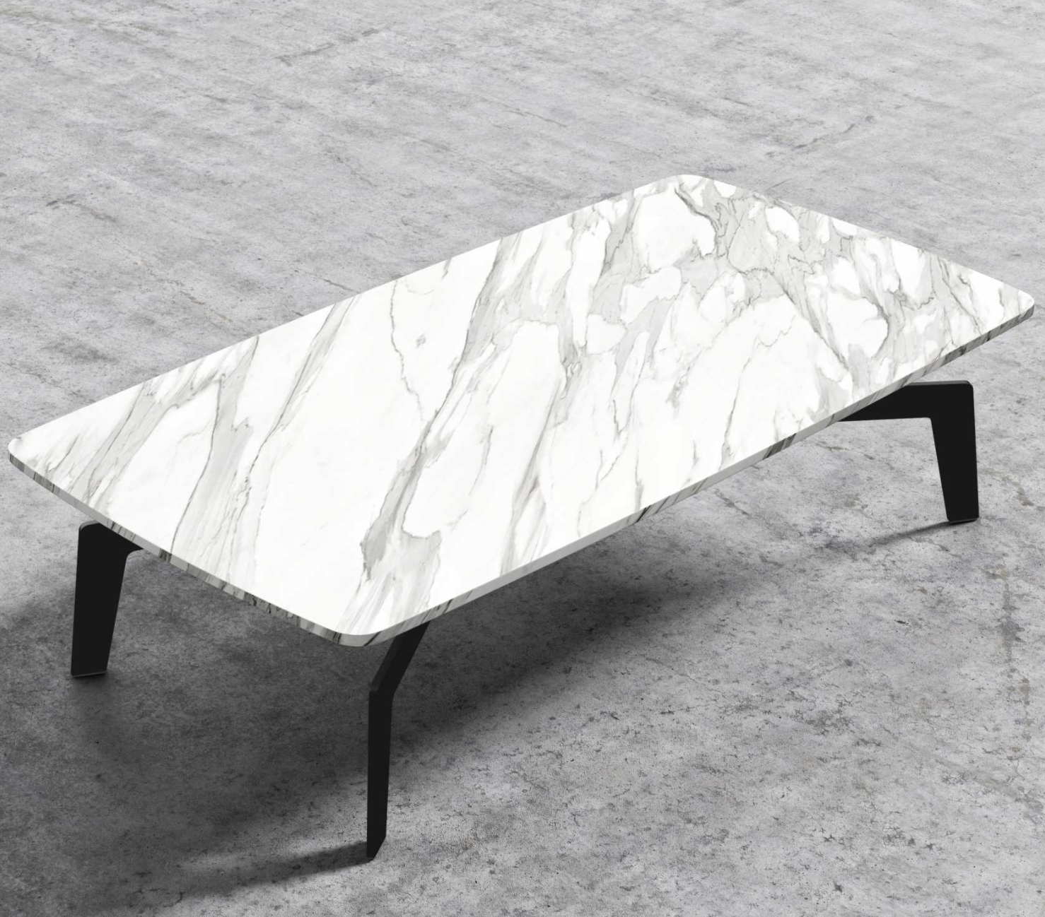 Evelyn Coffee Table, $1250