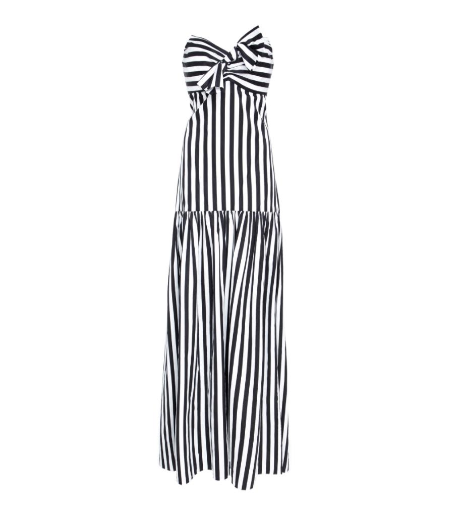 Caroline Constas Maxi Dress, $695