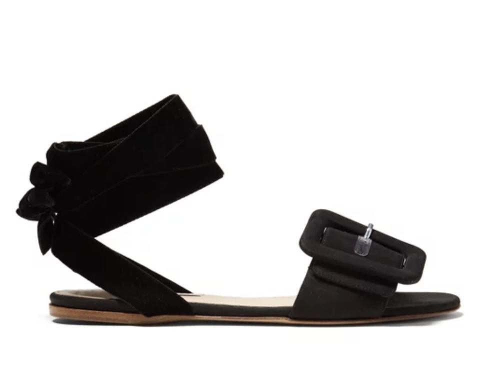 Attico Sandals, $484