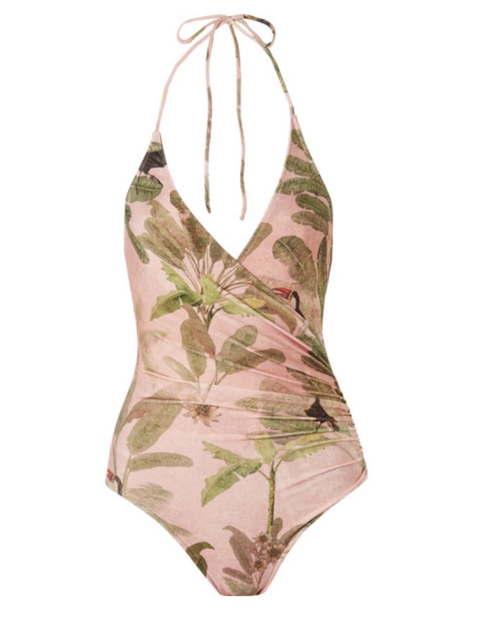 Adriana Degreas Swimsuit, $315