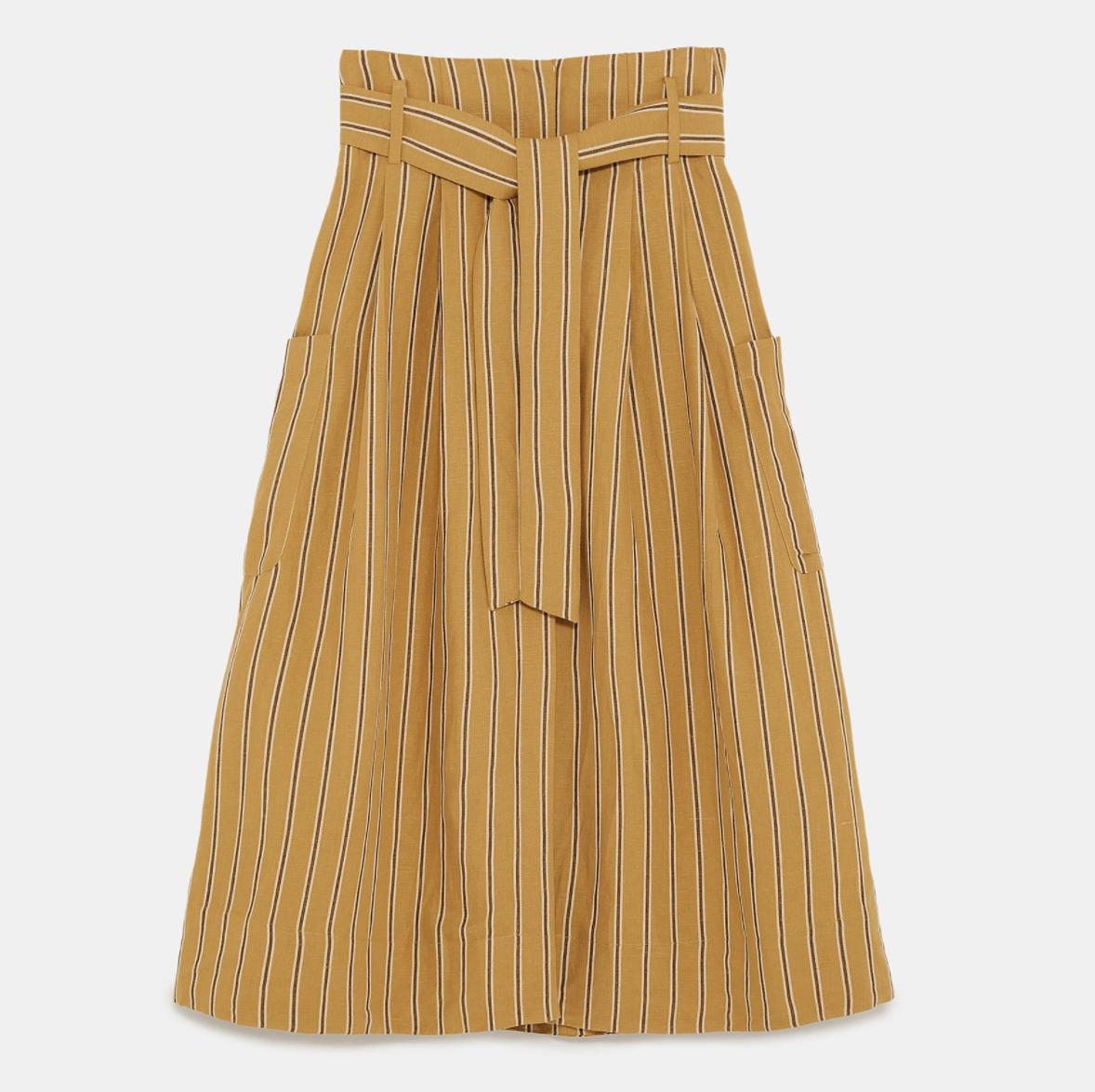 Zara Skirt, $70