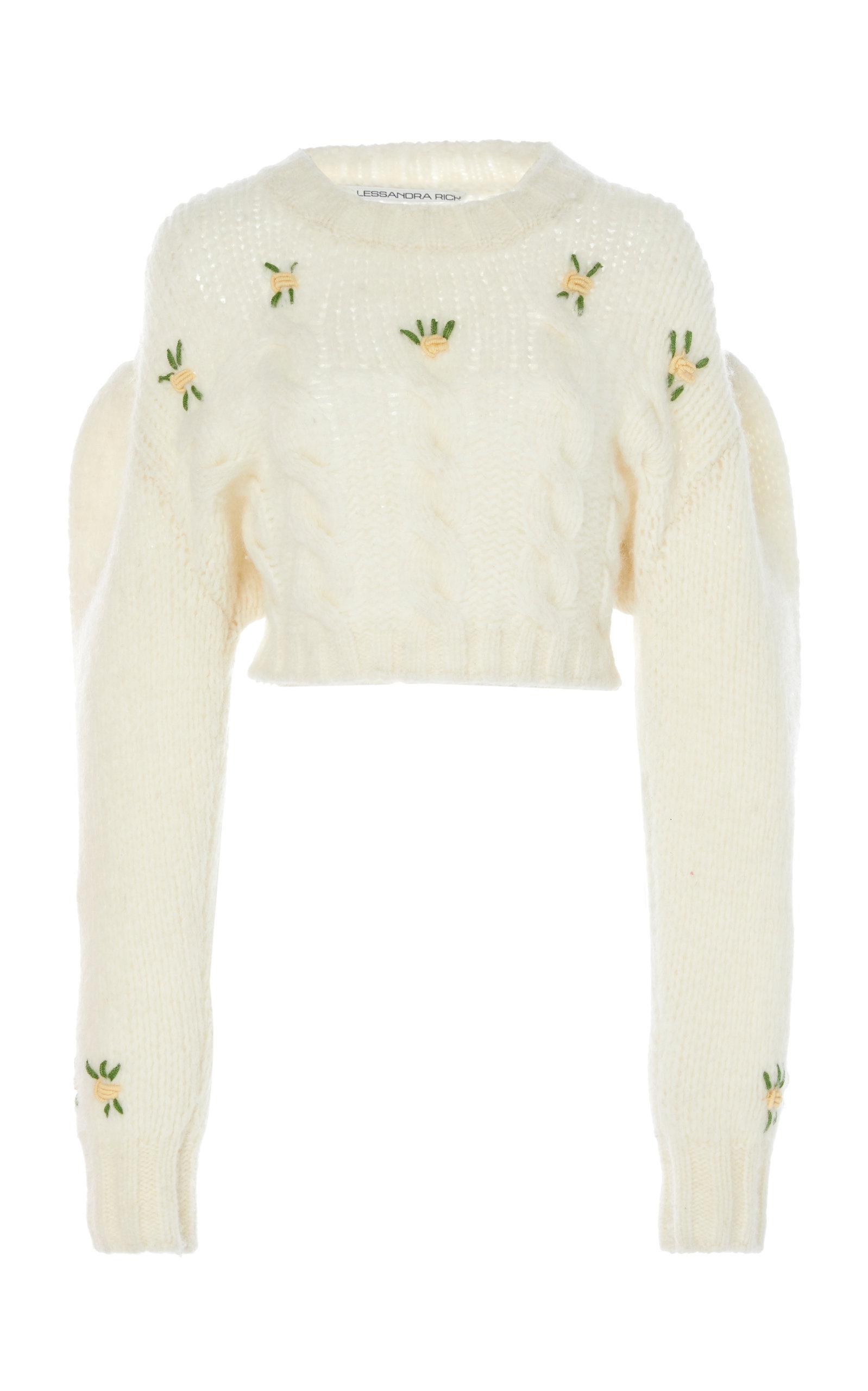 Alessandra Rich Sweater, $740