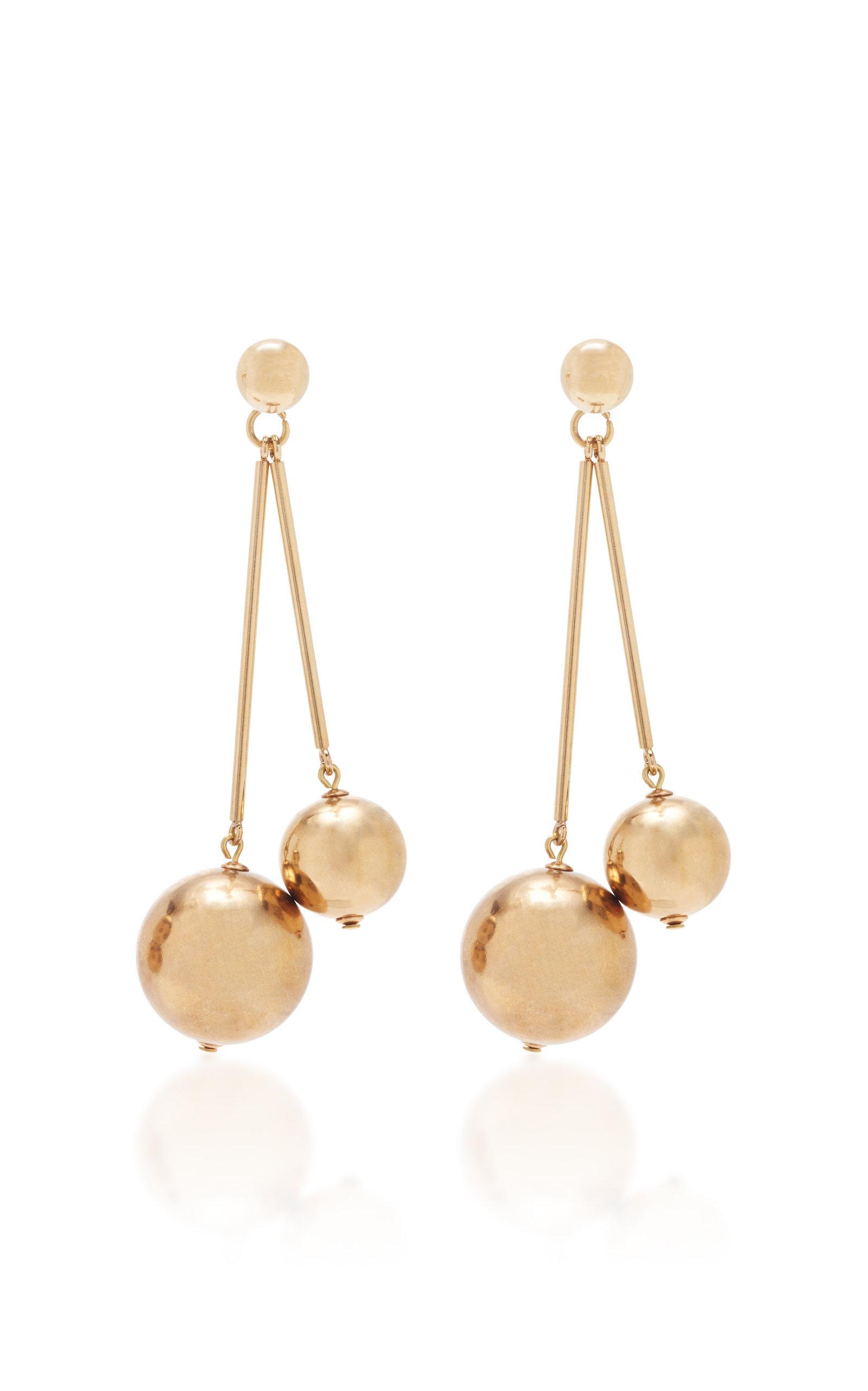 Carolina Herrera Earrings, $490
