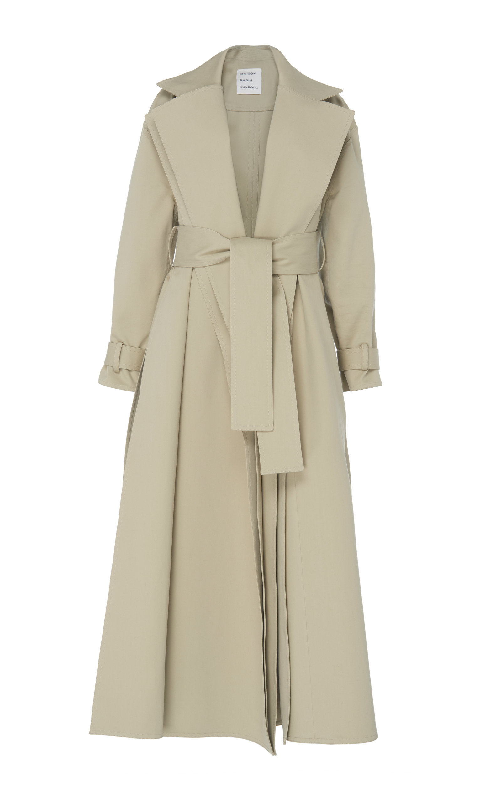 Maison Rabih Kayrouz Trench Coat, $2940