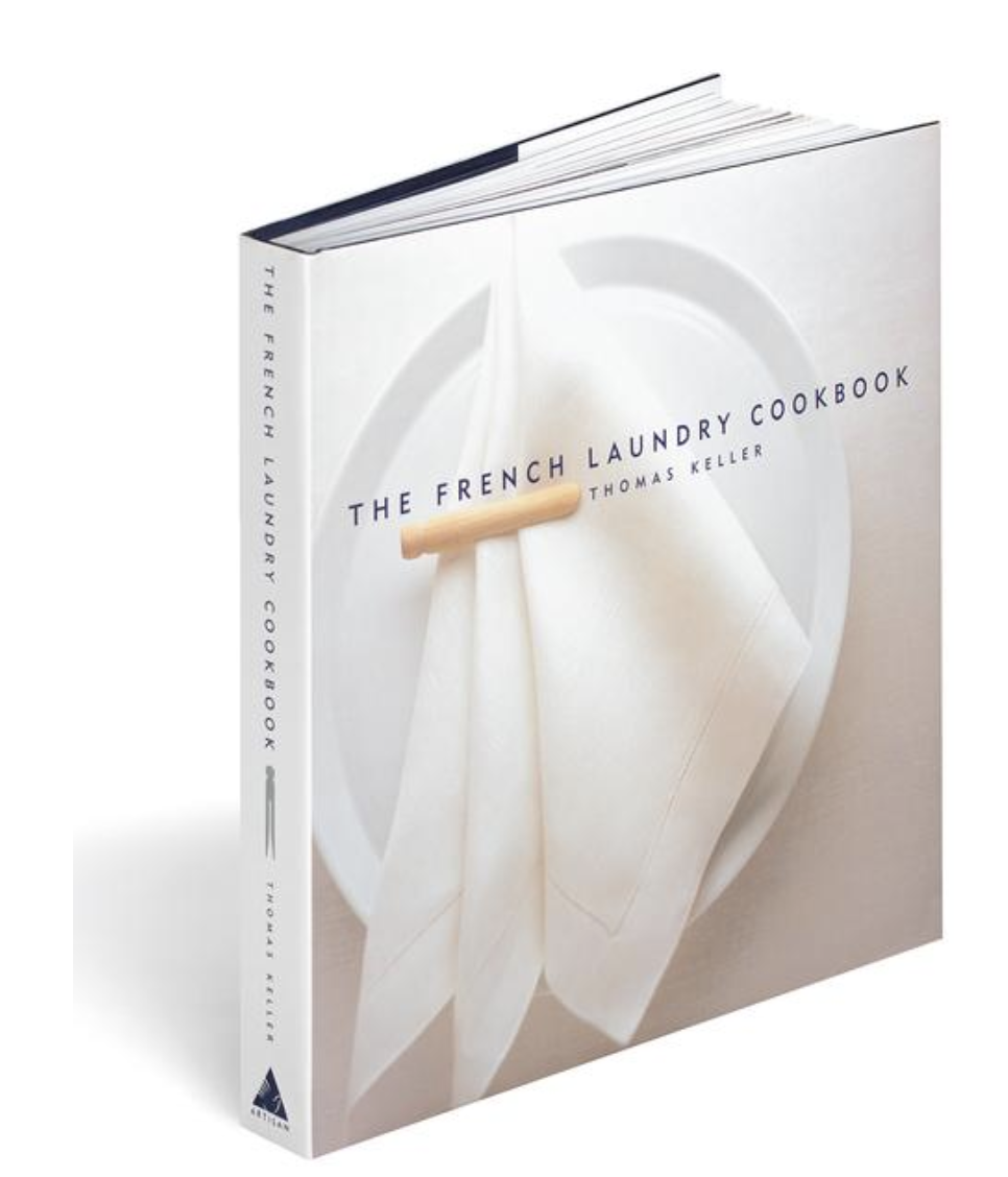 The French Laundry Cookbook, $50