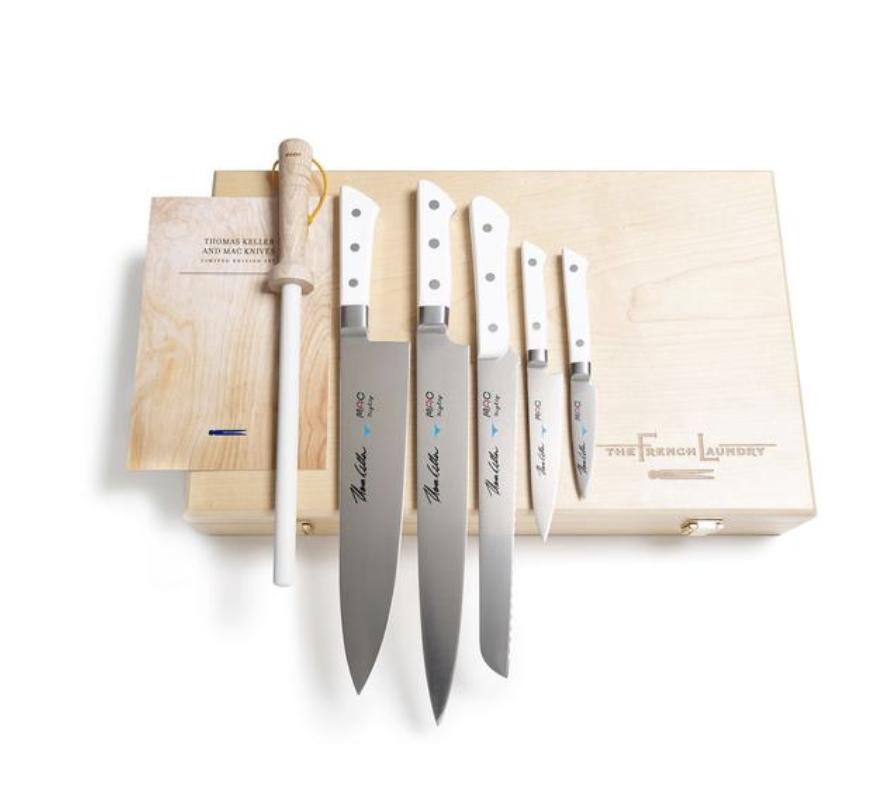 MAC Knife Set, $900