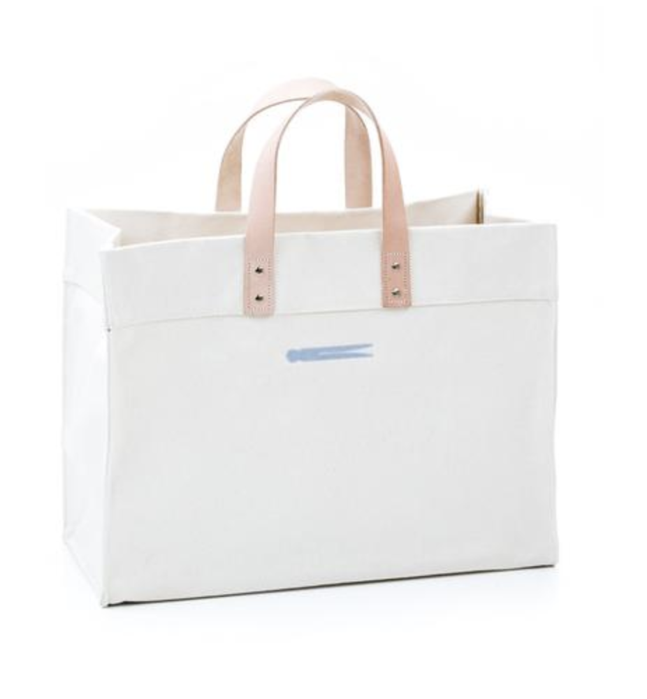 French Laundry Tote, $54