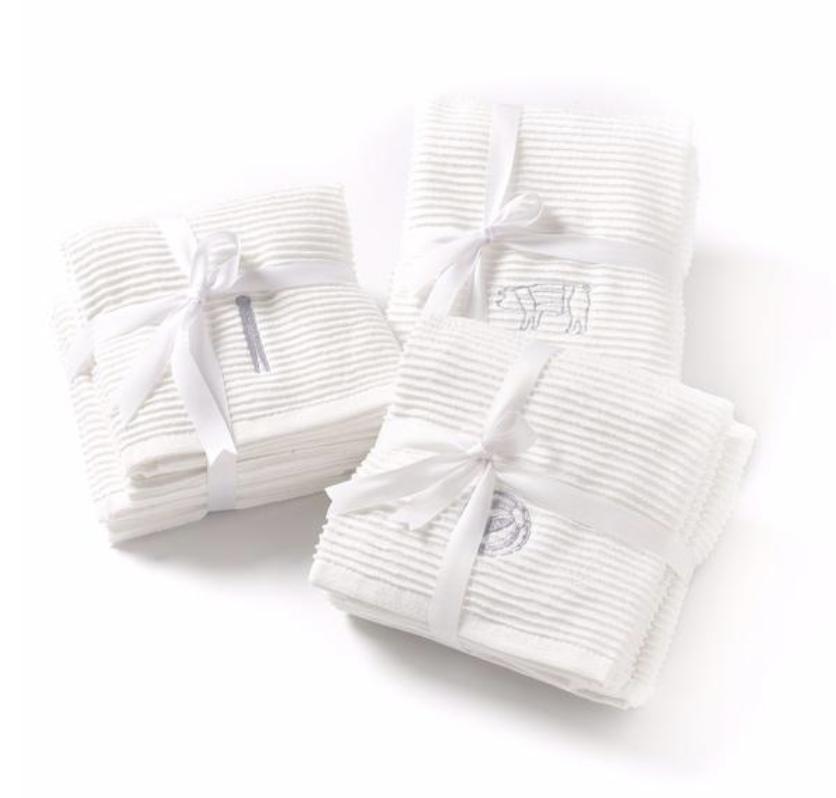 Kitchen Towels, $29