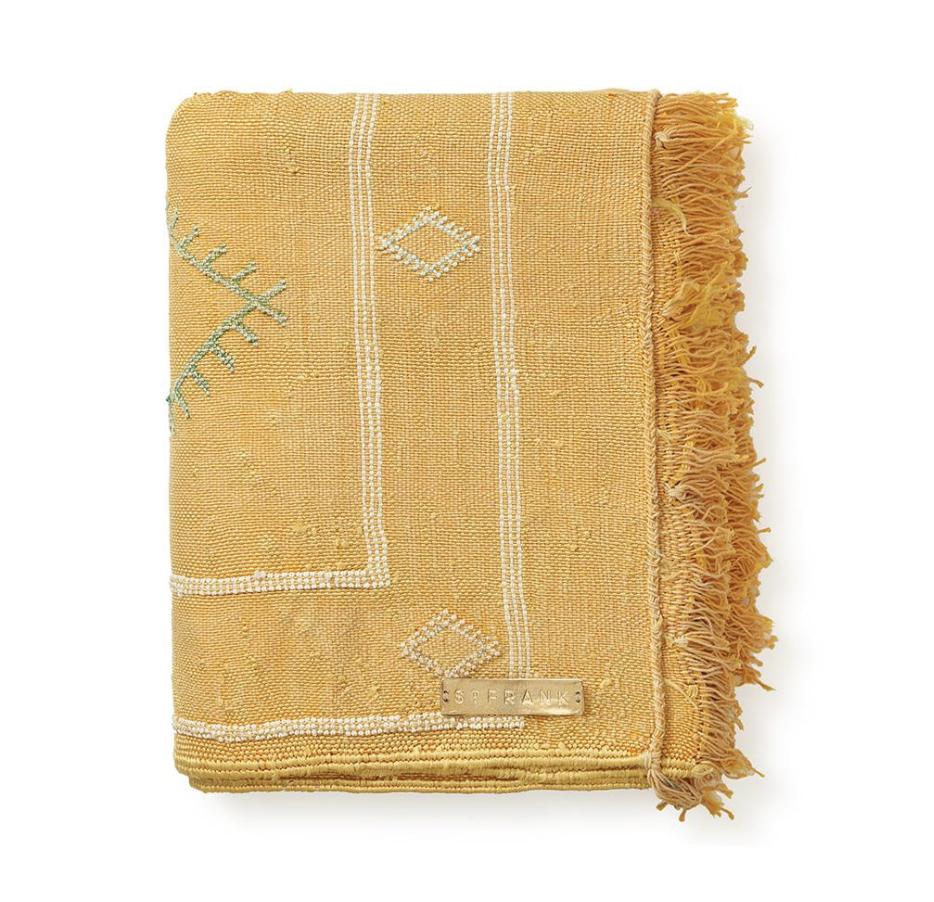 Cactus Silk Rug, $1350