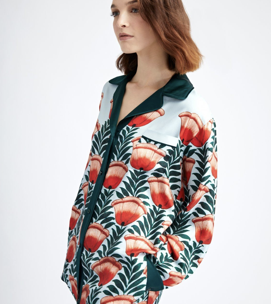 Tulip Fields Shirt, $930
