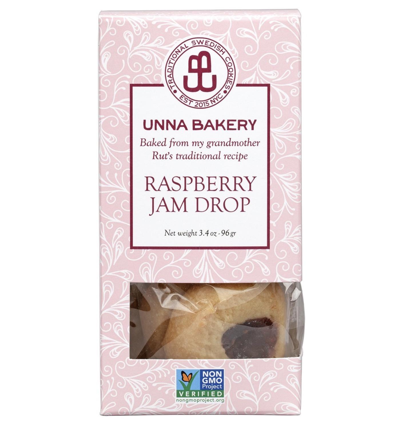 Unna Bakery Cookies, $6
