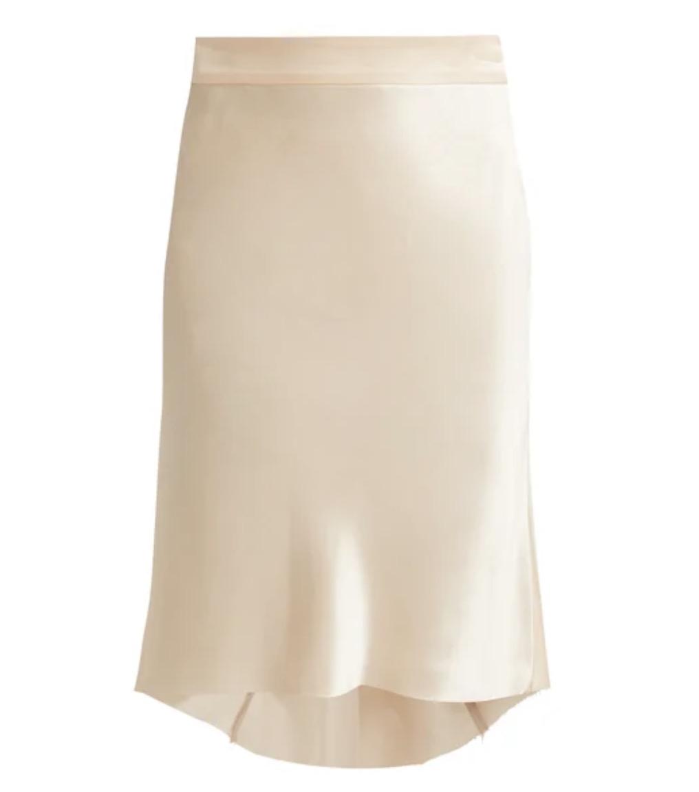 Raey Skirt, $208