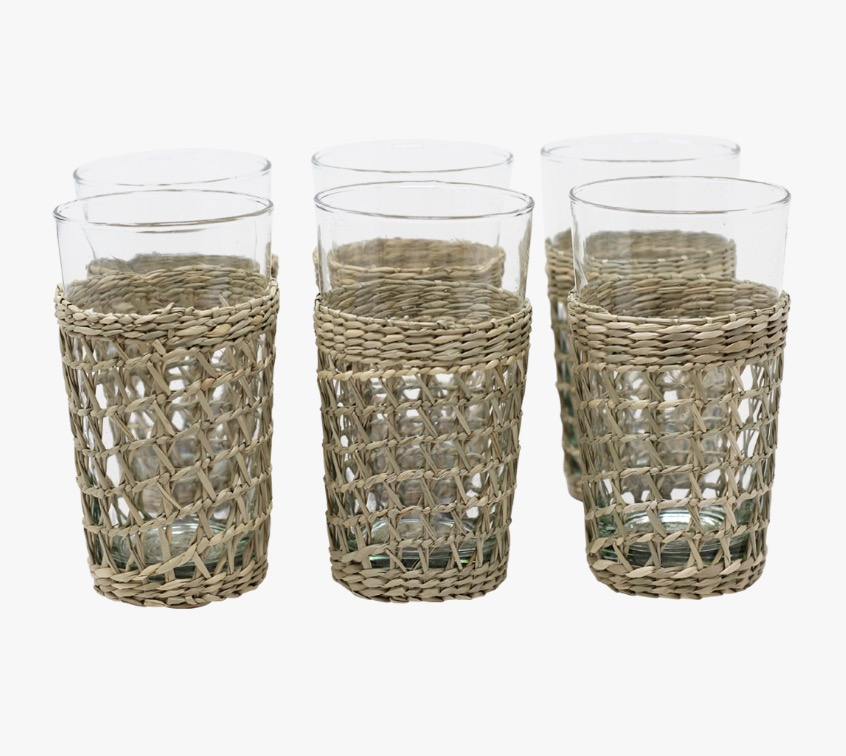 Indochine Glasses, $74