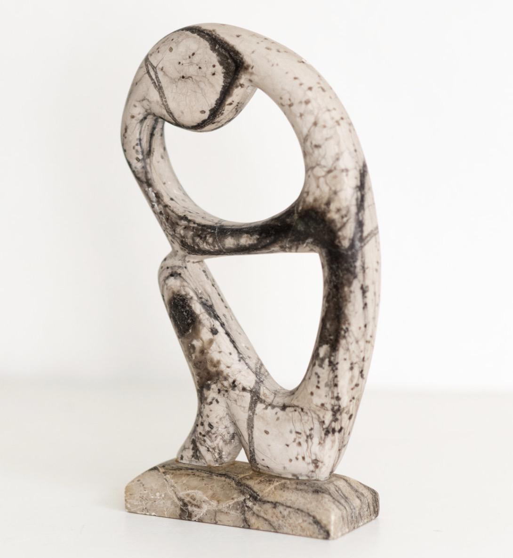 Marble Sculpture, $165
