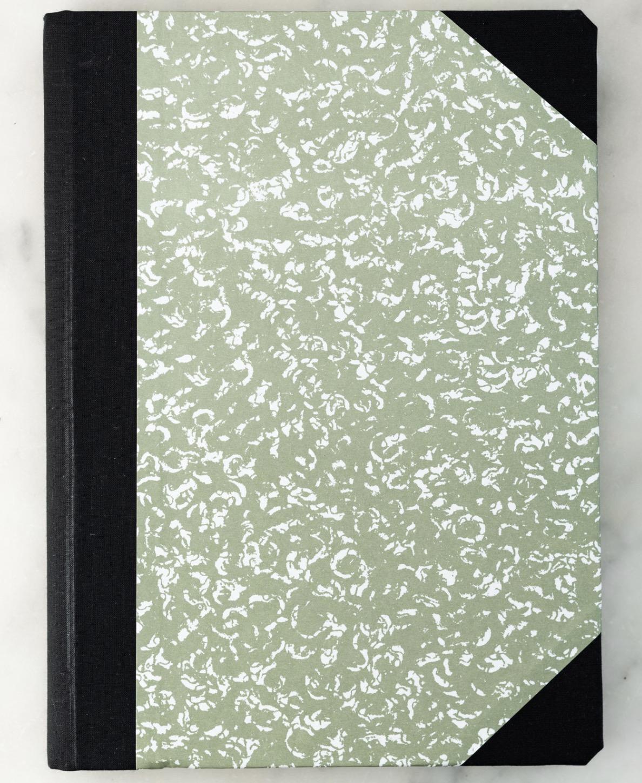 Emilio Braga Notebook, $28